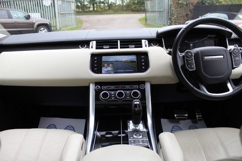 Land Rover Range Rover Sport SDV6 HSE DYNAMIC - REAR SEAT ENTERTAINMENT -SLIDING PAN ROOF - 12K EXTRAS 12