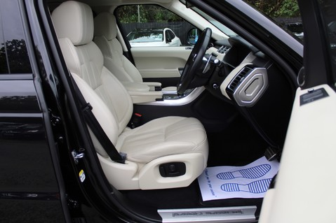 Land Rover Range Rover Sport SDV6 HSE DYNAMIC - REAR SEAT ENTERTAINMENT -SLIDING PAN ROOF - 12K EXTRAS 42