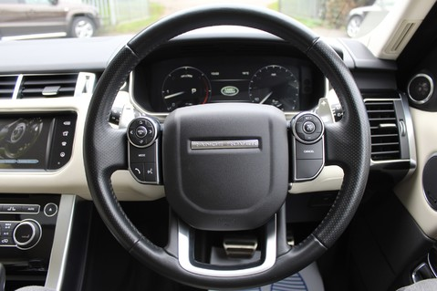 Land Rover Range Rover Sport SDV6 HSE DYNAMIC - REAR SEAT ENTERTAINMENT -SLIDING PAN ROOF - 12K EXTRAS 47