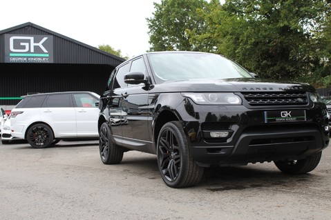 Land Rover Range Rover Sport SDV6 HSE DYNAMIC - REAR SEAT ENTERTAINMENT -SLIDING PAN ROOF - 12K EXTRAS 84