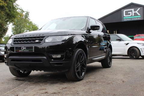 Land Rover Range Rover Sport SDV6 HSE DYNAMIC - REAR SEAT ENTERTAINMENT -SLIDING PAN ROOF - 12K EXTRAS 85