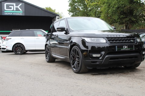 Land Rover Range Rover Sport SDV6 HSE DYNAMIC - REAR SEAT ENTERTAINMENT -SLIDING PAN ROOF - 12K EXTRAS 86