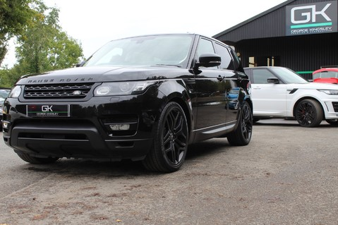 Land Rover Range Rover Sport SDV6 HSE DYNAMIC - REAR SEAT ENTERTAINMENT -SLIDING PAN ROOF - 12K EXTRAS 87