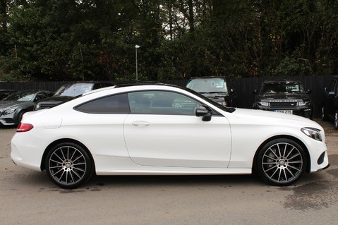 Mercedes-Benz C Class C 250 D AMG LINE PREMIUM PLUS - 19 INCH ALLOYS - AMG NIGHT PACKAGE 4