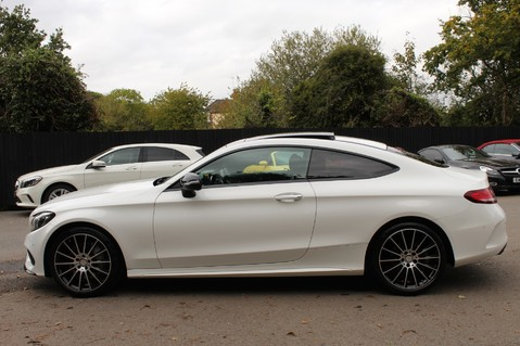 Mercedes-Benz C Class C 250 D AMG LINE PREMIUM PLUS - 19 INCH ALLOYS - AMG NIGHT PACKAGE 7