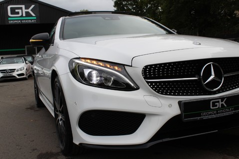 Mercedes-Benz C Class C 250 D AMG LINE PREMIUM PLUS - 19 INCH ALLOYS - AMG NIGHT PACKAGE 21
