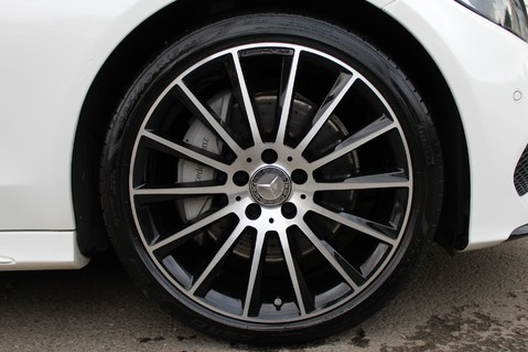 Mercedes-Benz C Class C 250 D AMG LINE PREMIUM PLUS - 19 INCH ALLOYS - AMG NIGHT PACKAGE 63