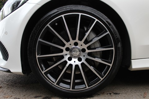 Mercedes-Benz C Class C 250 D AMG LINE PREMIUM PLUS - 19 INCH ALLOYS - AMG NIGHT PACKAGE 66