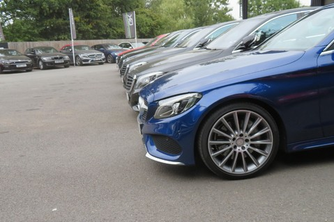 Mercedes-Benz C Class C 250 D AMG LINE PREMIUM PLUS - 19 INCH ALLOYS - AMG NIGHT PACKAGE 69