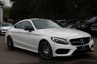 Mercedes-Benz C Class C 250 D AMG LINE PREMIUM PLUS - 19 INCH ALLOYS - AMG NIGHT PACKAGE