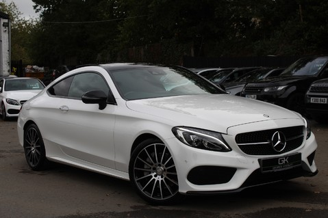 Mercedes-Benz C Class C 250 D AMG LINE PREMIUM PLUS - 19 INCH ALLOYS - AMG NIGHT PACKAGE 1