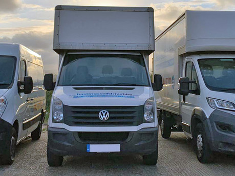 Hire Vans & Cars in Hastings 2
