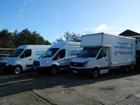 Hire Vans & Cars in Hastings 4