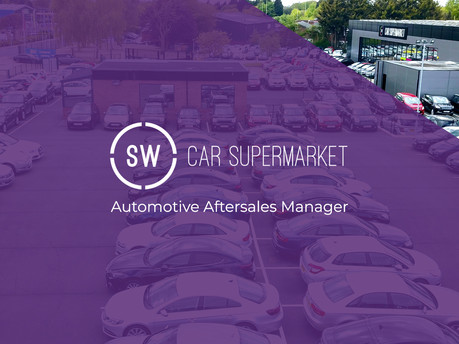 Automotive Aftersales Manager