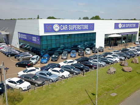 The creation of SW Car Superstore