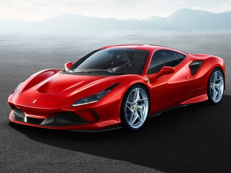 Ferrari reveals all new F8 Tributo