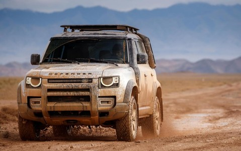 The Land Rover Defender Returns