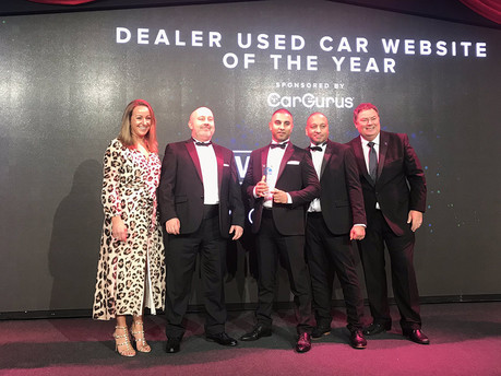 SW Car Supermarket Wins At Used Car Awards