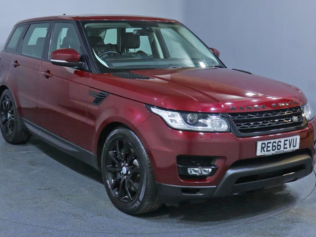 SW Car Supermarkets Car Of The Week: Range Rover Sport SDV6 HSE