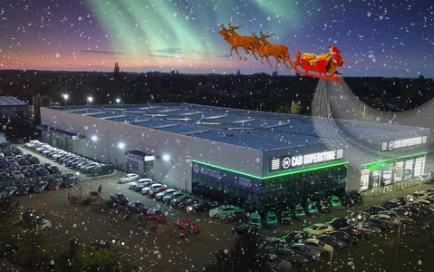 SW Car Supermarket: A Christmas Message