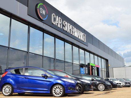 It's business as usual at SW Car Supermarket