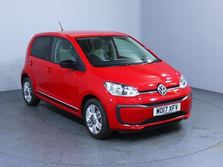 SW's Star Car: Volkswagen Up