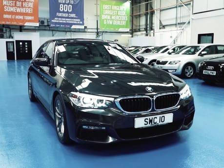 SW's Star Car: BMW 5 Series M Sport