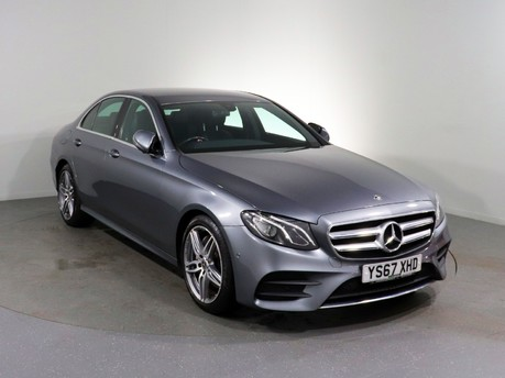 SW's Star Car: Mercedes-Benz E-Class Saloon