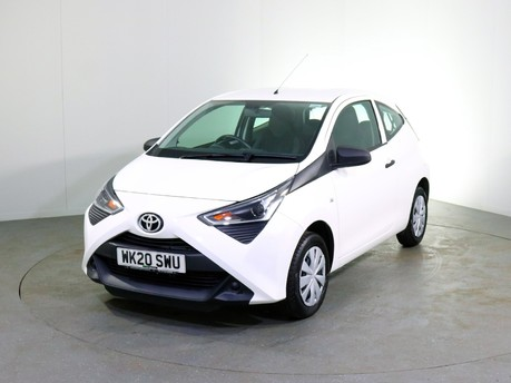 SW's Star Car: Toyota Aygo