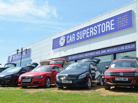 Shop For Premium Brands at SW Car Superstore