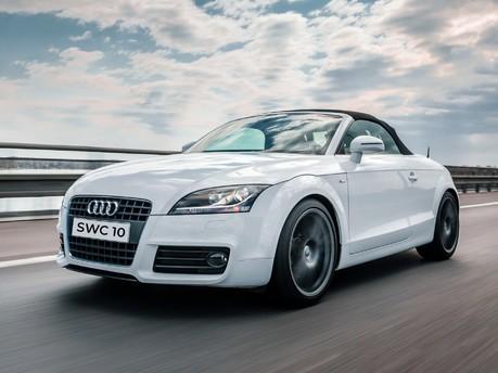 SW's Star Car: Audi TT