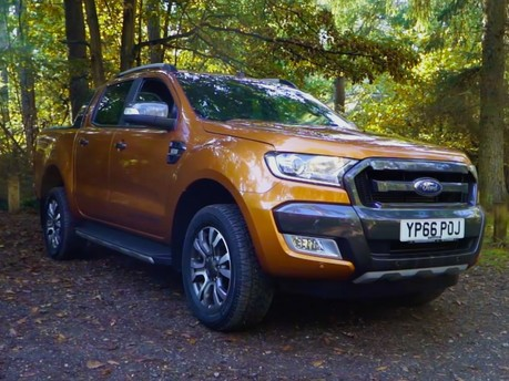 Go Wild With The Ford Ranger Wildtrak