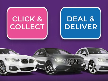 We'll Remain Open For Click & Collect and Deal & Deliver Services