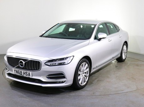 SW's Star Car: Volvo S90