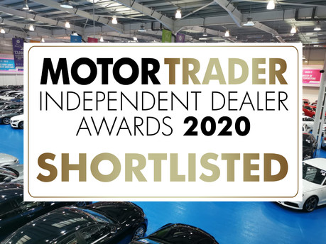 We're Shortlisted For A Motor Trader Independent Dealer Award