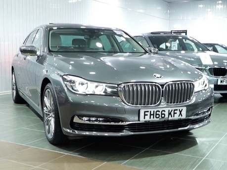 SW's Star Car: BMW 7 Series 740D XDrive Exclusive