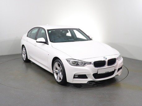 SW's Star Car: BMW 3 Series 320D M Sport