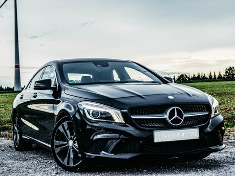 SW's Star Car: Mercedes-Benz CLA 200D AMG Line