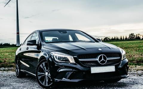 SW's Star Car: Mercedes-Benz CLA 200D AMG Line
