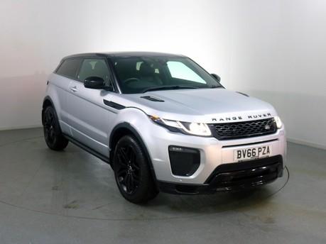 SW's Star Car: Land Rover Range Rover Evoque
