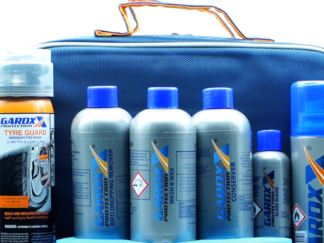 GardX Protection for your Vehicle