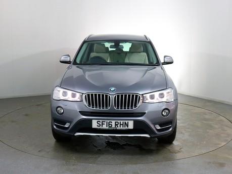 SW's Star Car: BMW X3 XDrive20D XLine