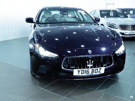 SW's Star Car: Maserati Ghibli