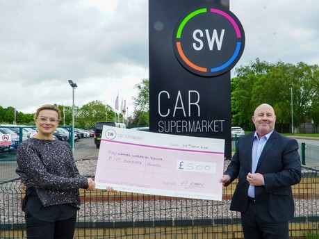 Our Share With Campaign Supports Peterborough's Cancer Wellbeing Service