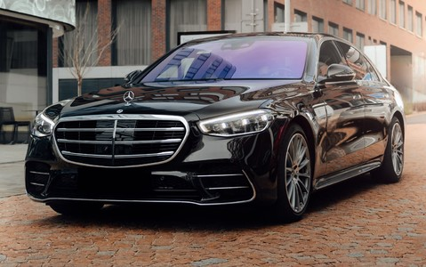 SW's Star Car: Mercedes-Benz S Class S 350 D L AMG Line