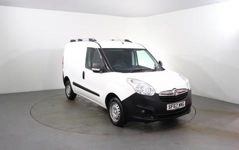 SW's Value Van: Vauxhall Combo L1H1 2000 CDTI