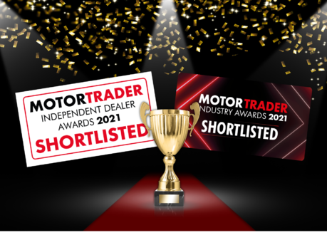 SW is Shortlisted in Two Motor Trader Awards