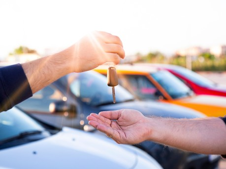 Sell Your Car in 4 Easy Steps