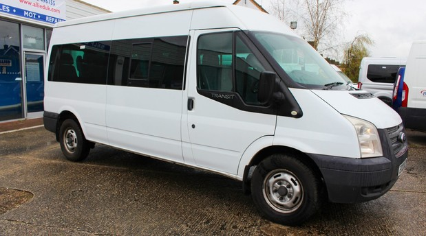 coupon code hot sales sale online Used 2012 Ford Transit 350 14 STR for sale | Allied Vehicle ...