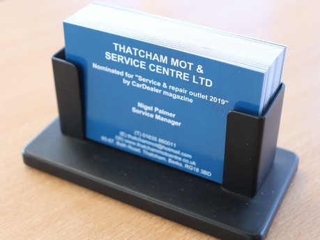 WELCOME TO THATCHAM MOT AND SERVICE CENTRE
